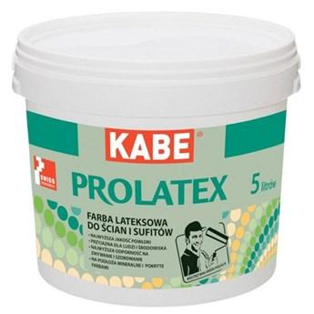 KABE PROLATEX Farba lateksowa 5l matowa