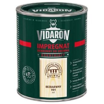 Impregnat gruntujący bezbarwny 4,5L Vidaron V01