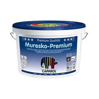 Caparol Muresko-Premium Farba SILIKONOWA 15 L