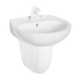 Umywalka IDOL 60x45 z otworem, biała KOŁO