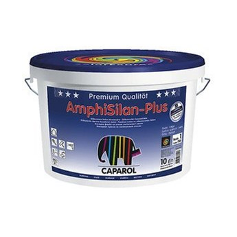 Caparol AmphiSilan-plus Farba SILIKONOWA 10L Biały