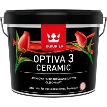 Farba Tikkurila OPTIVA 3 Super Matt Ceramic baza A 2,7l