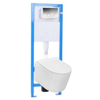 Zestaw podtynkowy Lavita WC z miską LOSO