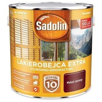Sadolin Extra Lakierbejca Ciemny mahoń 2,5L