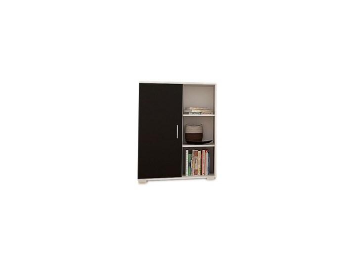 Zestaw mebli Pixelo 4X - biały + czarny Kategoria Zestawy mebli do sypialni Kolor Szary