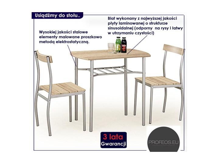 Stół z krzesłami Twiner - biały Kategoria Stoły z krzesłami
