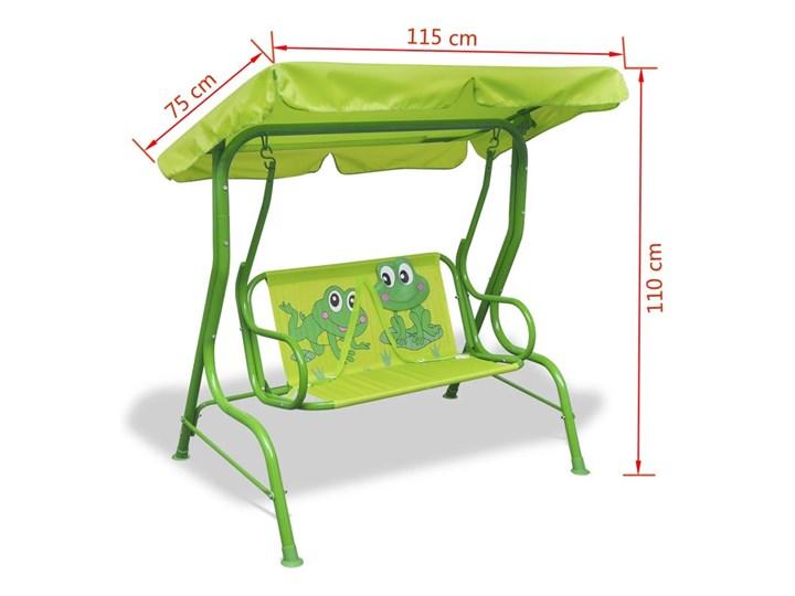 Huśtawka dla dzieci Fino - Żabka Trapez Tworzywo sztuczne Kategoria Huśtawki dla dzieci