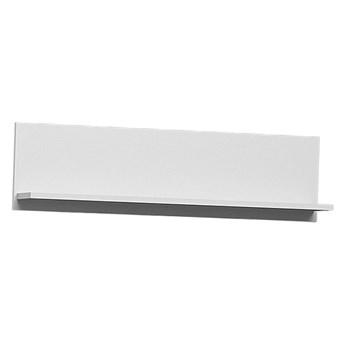 Komplet mebli do salonu - Meblościanka Pixelo 6X - biała