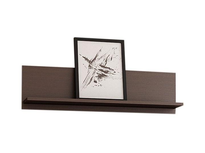 Meblościanka do salonu Pixelo 4X - wenge Kategoria Zestawy mebli do sypialni Kolor Brązowy