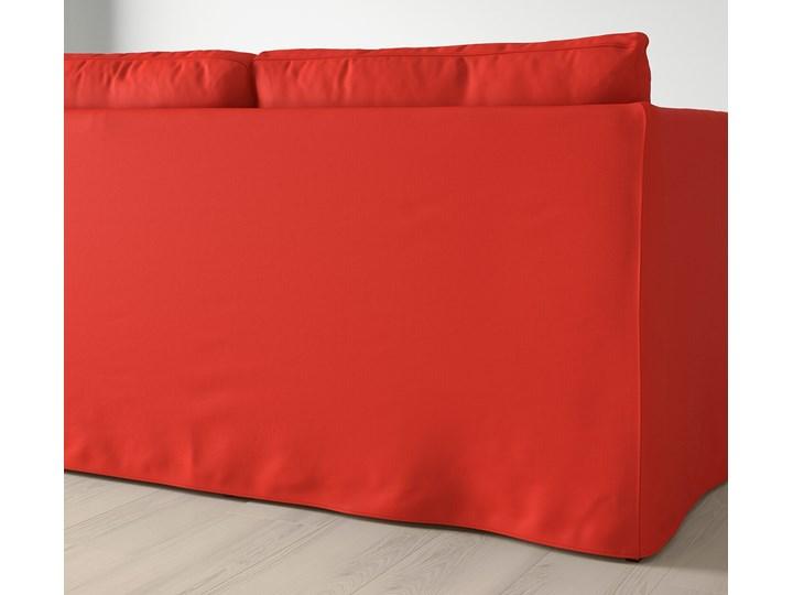 BRATHULT Narożnik z funkcją spania Stała konstrukcja Szerokość 140 cm Kolor Czerwony W kształcie L Szerokość 212 cm Wysokość 69 cm Kategoria Narożniki