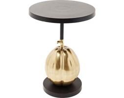 Stolik kawowy Pumpkin Ø43x58 cm czarny