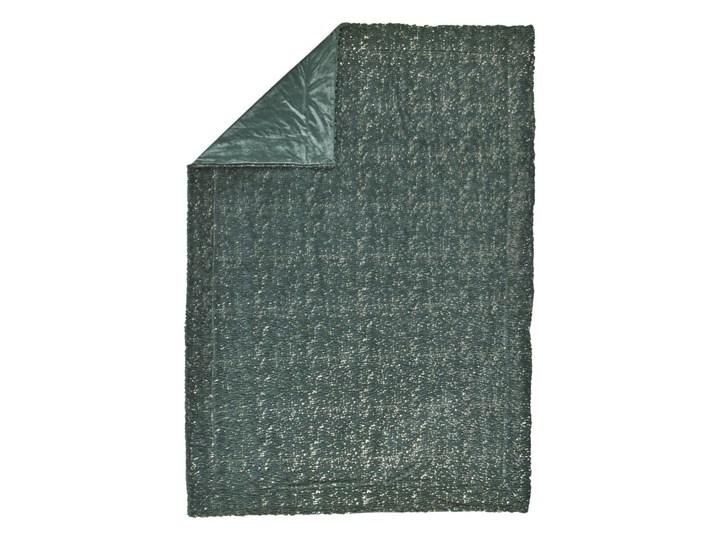 Pled FUR zielony 130 x 180 cm INSPIRE