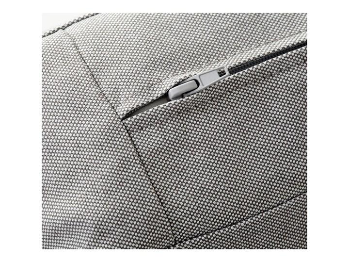 KIVIK Sofa narożna 5-osobowa Szerokość 297 cm Wysokość 45 cm W kształcie L Stała konstrukcja Wysokość 83 cm Kolor Biały Szerokość 257 cm Wykonanie siedziska Pianka