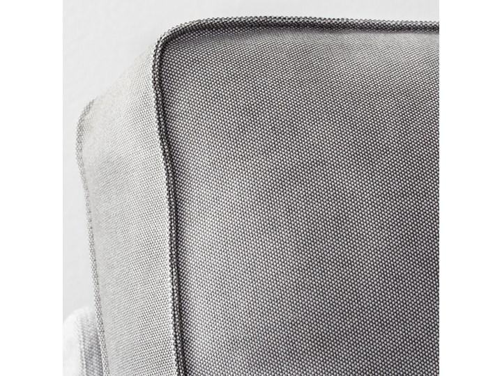 KIVIK Sofa narożna 5-osobowa Stała konstrukcja Wysokość 45 cm Kolor Biały Wysokość 83 cm Szerokość 257 cm W kształcie L Szerokość 297 cm Styl Nowoczesny