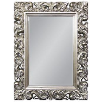 Lustro w srebrnej ramie 91x121 PU-049 P