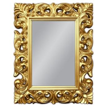 Lustro w złotej ramie 70x90 PU-049 PM