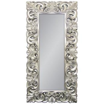 Lustro w srebrnej ramie 90x180 PU-021 P