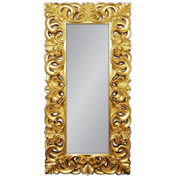 Lustro w złotej ramie 90x180 PU-021 P
