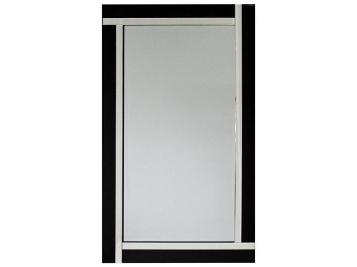 Lustro w lustrzanej oprawie 90x150 TM8004 Prostokątne Lustro z ramą Ścienne Pomieszczenie Salon