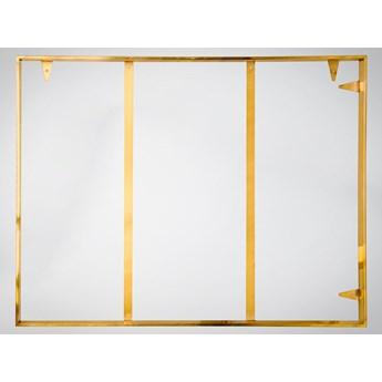Złota oprawa obrazu wykonana z polerowanej stali nierdzewnej 151x226 TH15
