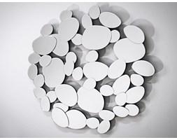 Lustro dekoracyjne z połączonych okrągłych lusterek 12TM205