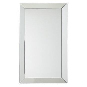 Lustro w lustrzanej ukośnej oprawie 90 x 150 cm LW5295