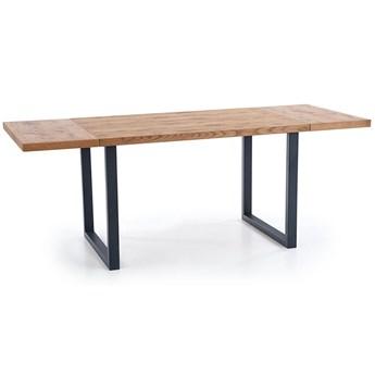 Dębowy stół w stylu loftowym Marco