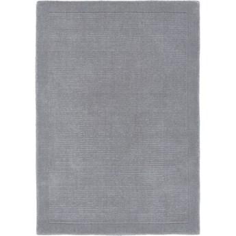 Dywan Hampton Grey wełniany 120 x 170 cm