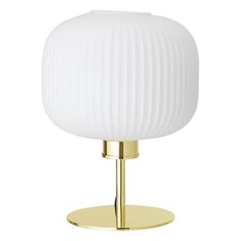 Lampka stołowa Maison złoty
