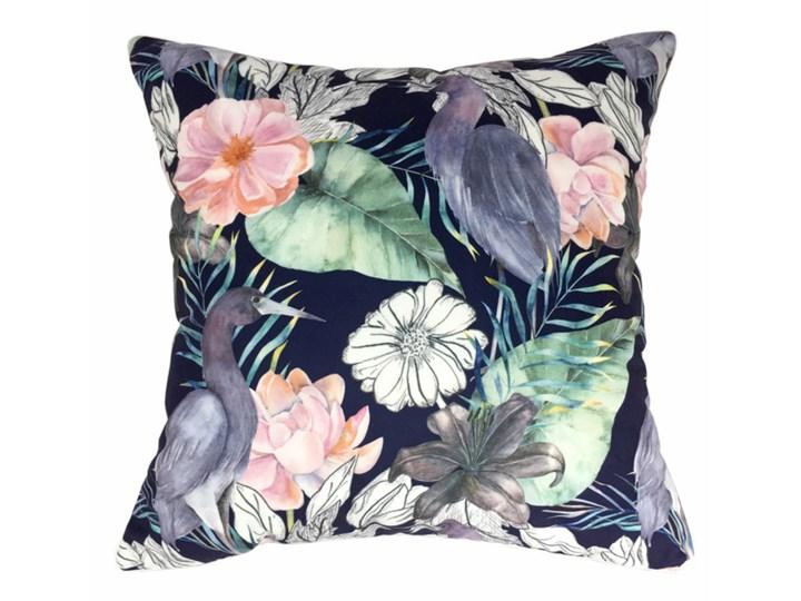 Welurowa poduszka dekoracyjna Paradise 45 x 45 cm Poszewka dekoracyjna Poliester Kwadratowe 45x45 cm Bawełna Kategoria Poduszki i poszewki dekoracyjne