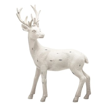Renifer stojący 18 x 23 x 6 cm