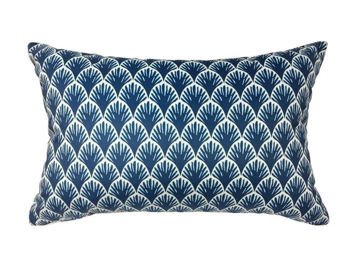 Welurowa poduszka dekoracyjna Pierre 35 x 55 cm