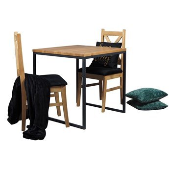 Stół Olchowy 75x75