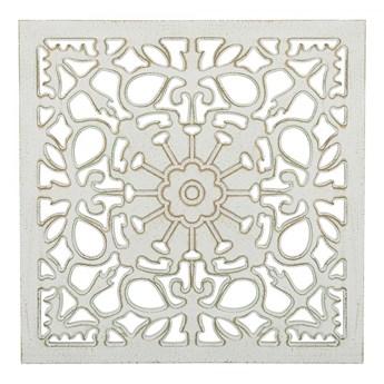 Dekoracja ścienna biała VENADO kod: 4260602379416