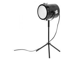 Lampa stołowa 52 cm czarna Germano BLmeble kod: 4260586358384