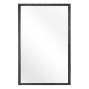 Lustro ścienne 60 x 90 cm czarne MORLAIX kod: 4251682222167