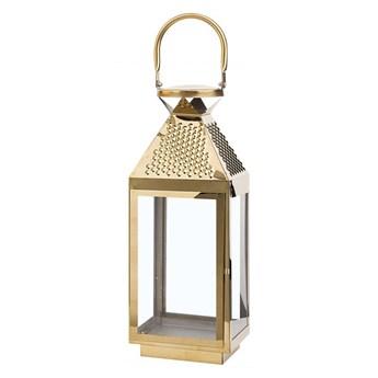 Lampion mosiężny 40 cm BALI kod: 4260624118611