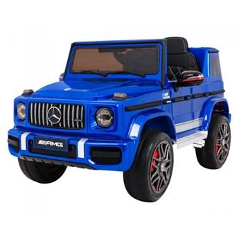 Samochód dla dzieci Mercedes G63 Lakierowany Niebieski kod: PA.BBH-0003.EXL.NIE