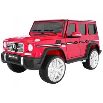 Samochód na akumulator  Mercedes G65 2.4G Lakierowany Czerwony kod: PA.G65.EXL.CR