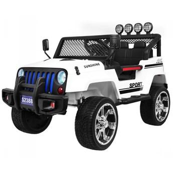 Samochód dla dzieci NEW Raptor DRIFTER Napęd 4x4 Biały kod: PA.S2388.BIA