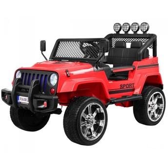 Samochód na akumulator  NEW Raptor DRIFTER Napęd 4x4 Czerwony kod: PA.S2388.CR