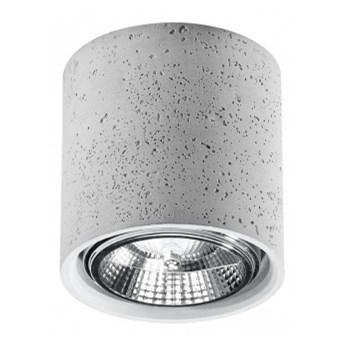 Plafon CULLO 140 beton kod: SX-SL.0645