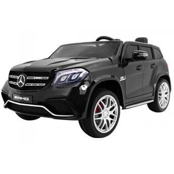 Auto na akumulator Mercedes Benz GLS 63 AMG 4WD Lakierowany Czarny kod: PA.HL228.EXL.CZ