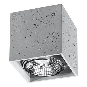 Plafon VALDE 140 beton kod: SX-SL.0646