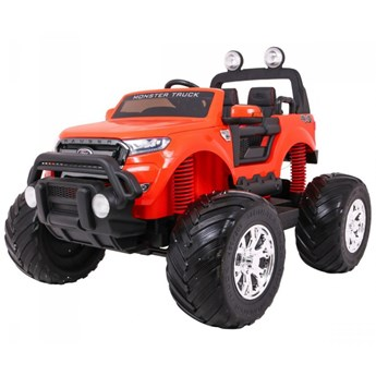 Samochód na akumulator  Ford Ranger MONSTER 4x4 Pomarańczowy kod: PA.DK-MT550.POM