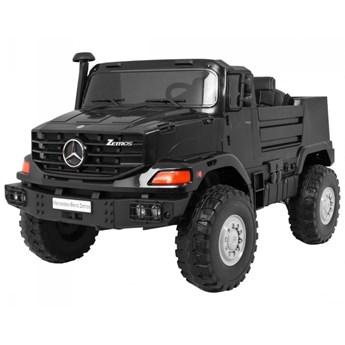Samochód dla dzieci Mercedes-Benz Zetros Czarny kod: PA.BDM0916.CZ