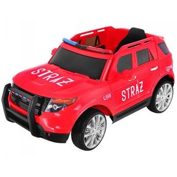 Samochód na akumulator  SUV Polska Straż Pożarna kod: PA.CH9935.CR