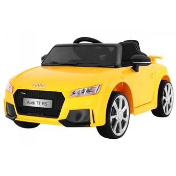 Pojazd AUDI Quatro TT RS EVA 2.4G Żółty kod: PA.JE1198.ZOL