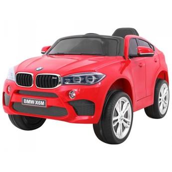 Pojazd BMW X6M Czerwony kod: PA.JJ2199.CR