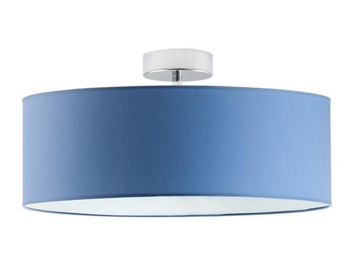 Żyrandol dla chłopca WENECJA fi - 50 cm - kolor niebieski WYSYŁKA 24H